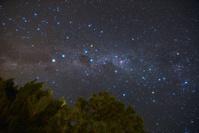 ニュージーランド 南十字座を中心に見る南半球の天の川