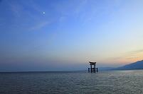 滋賀県 高島市 白鬚神社