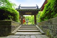 奈良県 桜井市 平等寺 山門