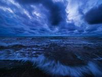 石川県 荒れる日本海