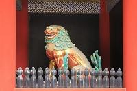 栃木県 日光東照宮 表門の彫刻