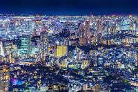 東京都 六本木ヒルズからの夜景