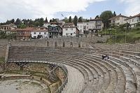 マケドニア共和国 古代演劇場