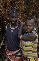 アフリカ エチオピアの人々
