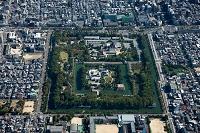 京都府 二条城周辺