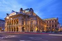 オーストリア ウィーン オペラハウス