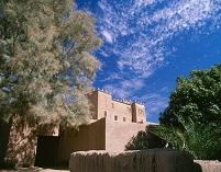 モロッコ カスバ街道 民家