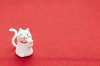 招き猫のクラフト