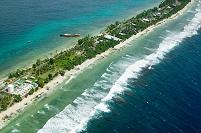 ツバル フナフティ環礁