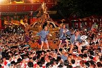 神田祭・神輿宮入