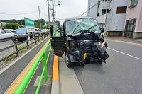 交通単独事故