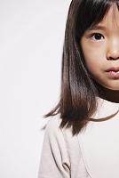 女の子 顔