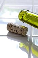 ワインボトルとワインコルク