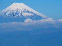 静岡県 伊豆半島十国峠から富士山