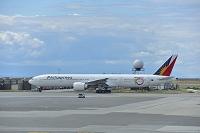 カナダ バンクーバー空港 Philippines B777-300ER