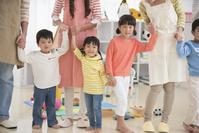 保育園の日本人の子供たち