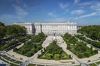 スペイン マドリッド 王宮