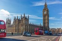 イギリス ロンドン ビッグベンとウェストミンスター寺院