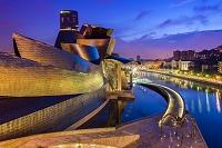 スペイン ビルバオ・グッゲンハイム美術館