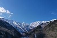 長野県 白馬岳から唐松岳周辺