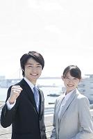 日本人ビジネスパーソン