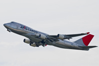 JALカーゴの飛行機