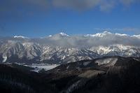 長野県 爺ヶ岳・鹿島槍ヶ岳・五竜岳
