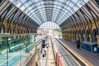 イギリス ロンドン キングスクロス駅