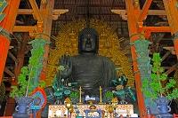 奈良県 東大寺 大仏像