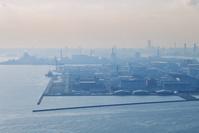 東京湾と工業地帯