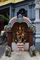 スリセンパガヴィナヤガー寺院 カトン地区 シンガポール