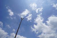 兵庫県 防災無線のスピーカー