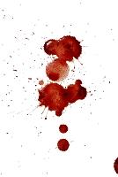 血痕のイメージ