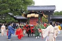 京都府 時代祭 豊公参朝列