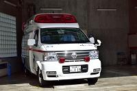山梨県富士吉田市 救急車119