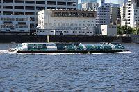 東京都 水上バス ホタルナ