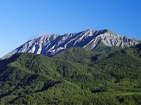 岡山県 鬼女台より大山