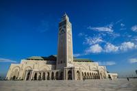 モロッコ ハッサン2世モスク