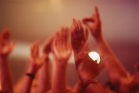 聴衆 コンサートイメージ