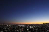 東京都 池袋サンシャインより夜景