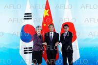 日中韓外相会談 北京で開催
