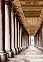 列柱の回廊