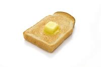 食パンとバター