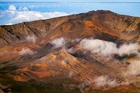 ハワイ マウイ島 ハレアカラ国立公園