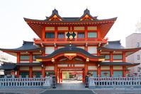 姫路 総社門