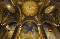 イスラエル エルサレム 万国民の教会 クーポラ