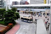 横浜 JR桜木町駅前