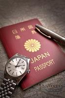 パスポート(旅行イメージ)