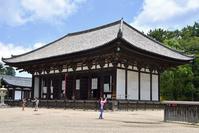 奈良県 興福寺東金堂(国宝)