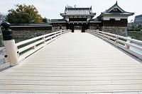 広島県 広島城 表御門